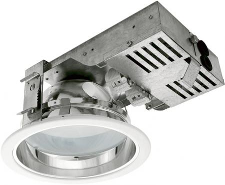 Встраиваемый компактный светильник Down Light 222 стандартная версия ПРА