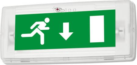 Аварийные светильники 8W IP20 2711-2717 универсальной установки