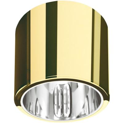 Обмедненный вариант светильников накладных потолочных круглых UX-TUBUS