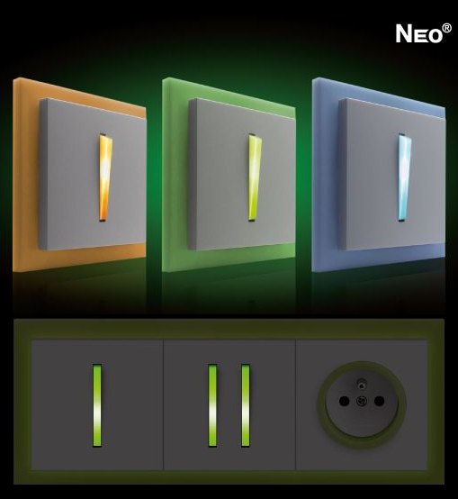 Neo Abb со встроенной светодиодной подсветкой