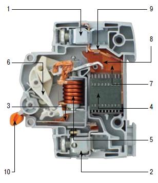Выбор автоматического выключателя по параметрам сети