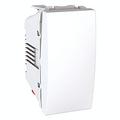 Переключатель-Выключатель 1-клавишный (сх. 6) (1 модуль Белый, Unica) MGU3.103.18 : интернет-магазин Elmar Украина