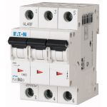 Автоматический выключатель PL4-C16/3 Eaton-Moeller : интернет-магазин Elmar Украина