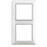 2512-94-507 2-местная серия Basic 55 цвет-белый ABB : интернет-магазин Elmar Украина