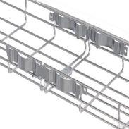 Металлические каналы - Металлические лотки для кабеля: перфорированные, листовые, проволочные и метизы