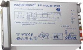 ЭПРА ламп МГЛ для встраивания в светильник PTI 150/220-240 S VS20  OSRAM : интернет-магазин Elmar Украина