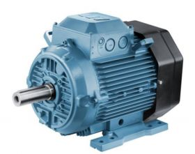 Электродвигатель IE1 1.1кВт 3000 об/мин 230 В (тр), 400 ВY, 415 ВY 50 Гц  M2AA80B2B3 : интернет-магазин Elmar Украина