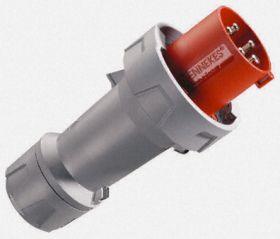 125A 5P 6H400V штекер PowerTOP plus IP67 : інтернет-магазин Elmar Україна