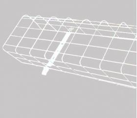 Решетка для светильников ЛПО для спортзала 1300 мм х 215 мм х 135 мм : интернет-магазин Elmar Украина