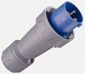 125A 3P 6H230V штекер PowerTOP plus IP67 : интернет-магазин Elmar Украина