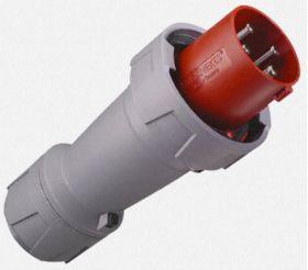 125A 4P 6H400V штекер PowerTOP plus IP67 : интернет-магазин Elmar Украина