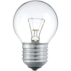 Лампа шарик 40W E27 230V P45 CL : интернет-магазин Elmar Украина