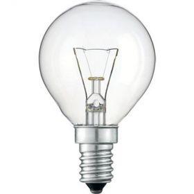 Лампа шарик 60W E14 230V P45 CL : интернет-магазин Elmar Украина