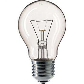 Лампа накаливания стандартная 40W E27 230V A55 CL : интернет-магазин Elmar Украина