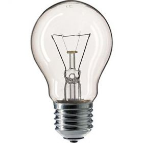 Лампа накаливания стандартная 60W E27 230V A55 CL : интернет-магазин Elmar Украина