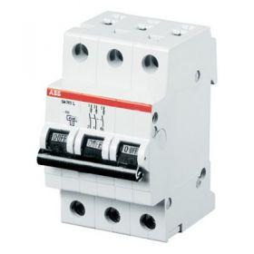 Автоматический выключатель 25А SH203-C25 3-полюса (трехфазный) характеристика C 6 kA ABB, Германия : интернет-магазин Elmar Украина