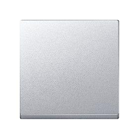 Клавиша для выключателя 1-кл., Merten System M (Алюминий) Schneider Electric : интернет-магазин Elmar Украина