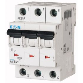 286604 Автоматический выключатель PL6-C32/3 Eaton-Moeller : интернет-магазин Elmar Украина