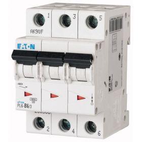 286607 Автоматический выключатель PL6-C63/3 Eaton-Moeller : интернет-магазин Elmar Украина