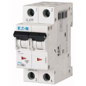 Автоматический выключатель PL4-C40/2 Eaton-Moeller : интернет-магазин Elmar Украина