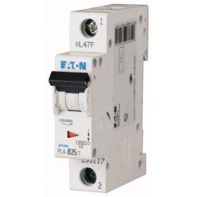Автоматический выключатель PL4-C63/1 Eaton-Moeller : интернет-магазин Elmar Украина