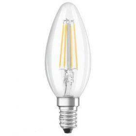 Светодиодная лампа филаментная Свеча LS FIL CL B40 4W/827 230V E14 OSRAM : интернет-магазин Elmar Украина