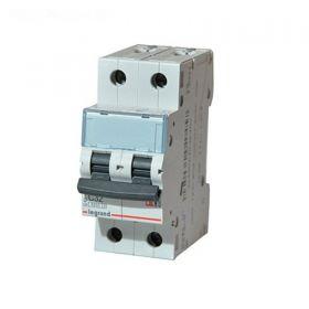 Автоматический выключатель 16 A C 2p 6kA TX3 Legrand : интернет-магазин Elmar Украина