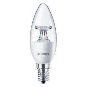 Светодиодная лампа LED 5.5-40W E14 2700K 230V B35 CL ND_AP : интернет-магазин Elmar Украина