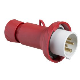 Вилка кабельная винтовые зажимы IP67 16А 3P+E PratiKa Schneider Electric : интернет-магазин Elmar Украина