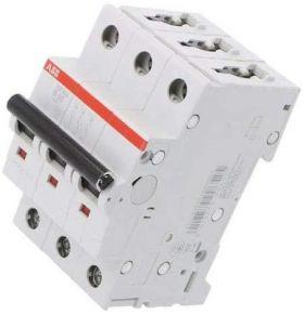 Автоматичний вимикач SZ203-C16 16A 3P полюса АВВ Німеччина : інтернет-магазин Elmar Україна