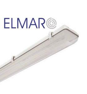 Корпус влагозащищенного LED светильника Т8 LBW 2х18Вт ІР65 : интернет-магазин Elmar Украина
