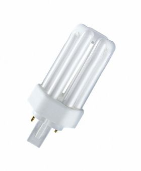 Компактно-люминесцентная лампа 26W/830 цоколь GX24d3 для ЭмПРА DULUX T Osram : интернет-магазин Elmar Украина