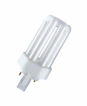 Компактно-люминесцентная лампа 26W/840 цоколь GX24d3 для ЭмПРА DULUX T Osram : интернет-магазин Elmar Украина