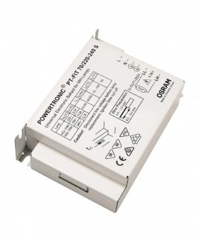 ЭПРА ламп МГЛ POWERTRONIC INTELLIGENT PT-FIT 35/220-240 S VS20  OSRAM : интернет-магазин Elmar Украина
