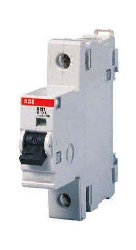 Автоматический выключатель 6а SH201-C6 1-фазный 6 kA ABB, Германия : интернет-магазин Elmar Украина