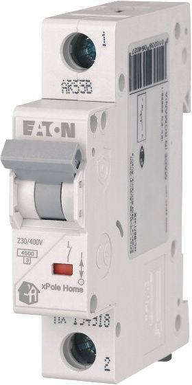 Автоматический выключатель 10А 1-полюс 4.5kV HL-C10/1 Eaton xPole Home : интернет-магазин Elmar Украина